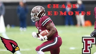 II Chase Edmonds College Career Highlights II Arizona Cardinals 4th Round Selection
