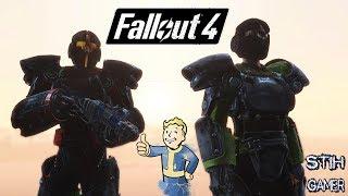 Fallout 4 Сделай Сам Силовая броня без Каркаса
