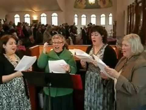 Rejoice O Bethany (The story of Lazarus, Mary and Martha in song)
