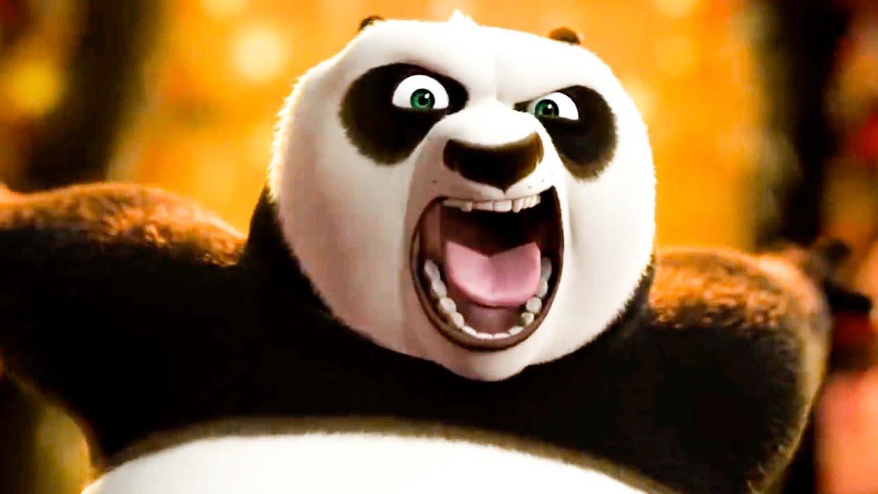 Download KUNG FU PANDA 2 Clips + Trailer - Part Two (2011) Jack Black