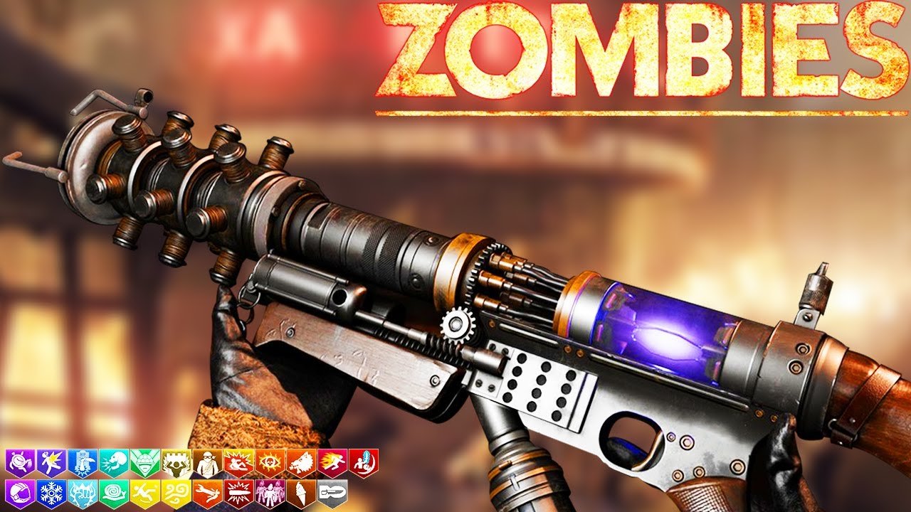HELP ME BEAT THIS ZOMBIES EASTER EGG SOLO FOR THE FIRST TIME! (Call of Duty: Not Vanguard Zombies)