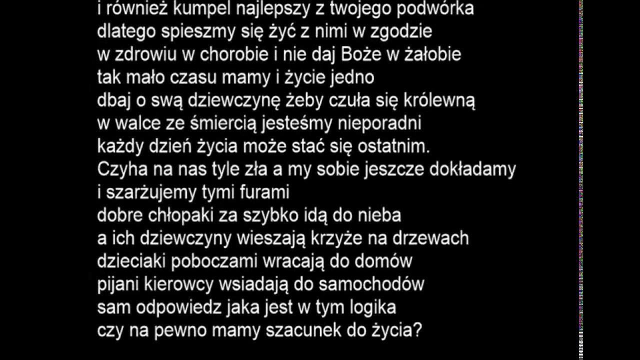 Verba Dla Tych Co Odeszli Tekst Youtube