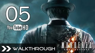 Murdered Soul Suspect Walkthrough Gameplay - Part 5 (Gasoline Station) HD 1080p No Commentary