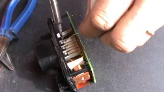 Mercedes glow plug relay repair