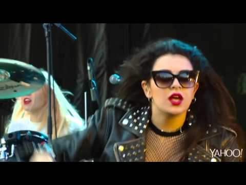 Charli XCX I Love It Live At Rock in Rio USA