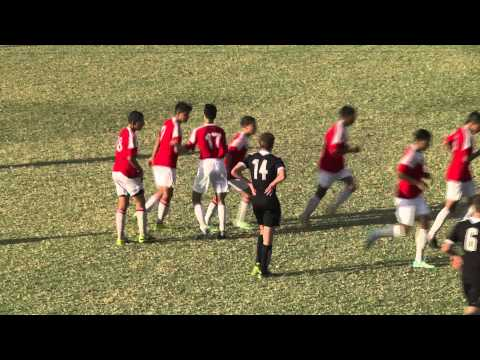ATLETICO SANTA ROSA ARSENAL vs SURREY UNITED SC BU17 GOLD FINALS
