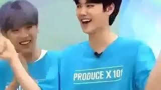 Keum Donghyun and Kang Minhee betrayed Hwang Yunseong Love Triangle Produce x 101