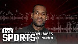 LeBron James' Epic Rap Session from 2014 | TMZ Sports