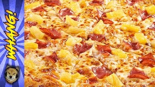 NSFW: I Eat Pizza With Pineapple on It - Whang!