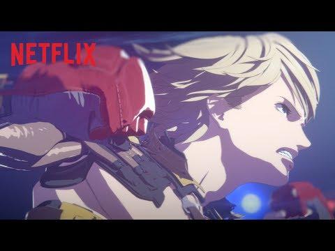 『Levius -レビウス-』ティザーPV - Netflix [HD]