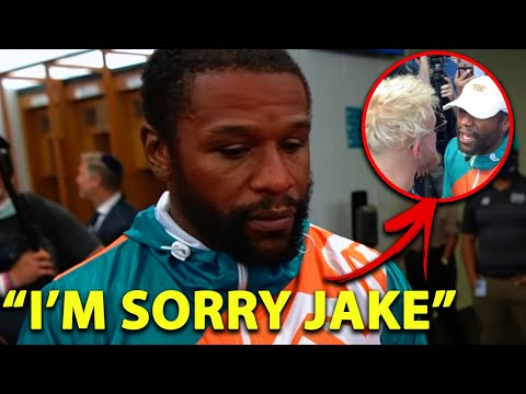 Floyd Mayweather Breaks His Silence About The Jake Paul Fight
