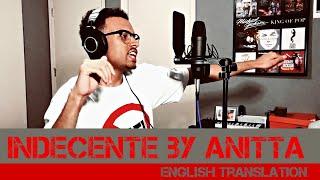 Baixar Indecente by Anitta (English Translation)
