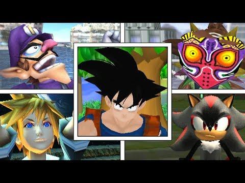 CRAZY Smash Bros Final Smash Mods (Smash Bros Mods)