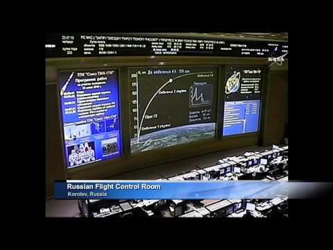 Soyuz FG - Soyuz TMA-17M Launch with three ISS Crew Members - July 22, 2015