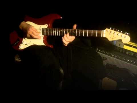 Chiquitita  ABBA  Guitar Instrumental.