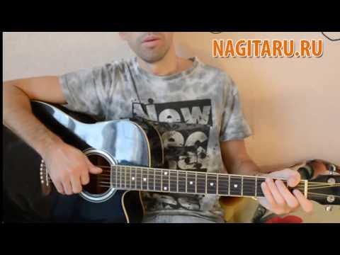 Тексты и аккорды песен под гитару на портале