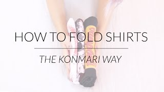Free video watch kon mari how to fold pajamas or soft pants in the