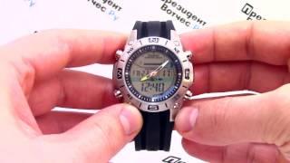 Часы Casio Fishing Gear AMW-702-7A [AMW-702-7AVEF] - видео обзор от PresidentWatches.Ru