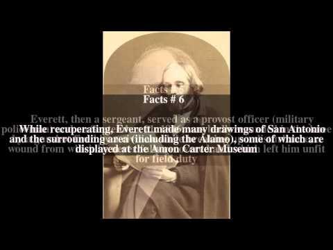 Edward Everett (artist) Top # 8 Facts