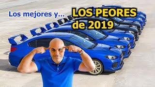 LOS PEORES y los MEJORES COCHES de 2019: ¡LAS NOTAS de lo que pasó por mis manos!