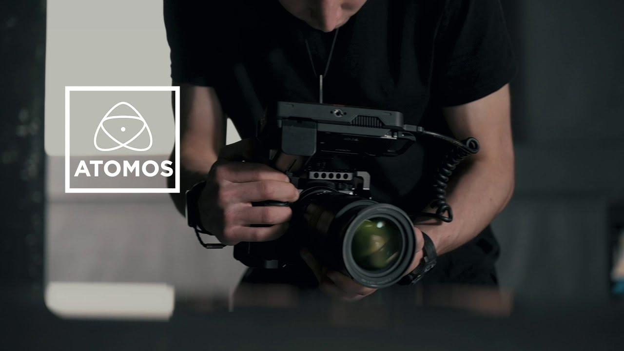 Tutorial: Configureer de Nikon Z 6II en de ATOMOS Ninja V voor opnames in ProRes RAW