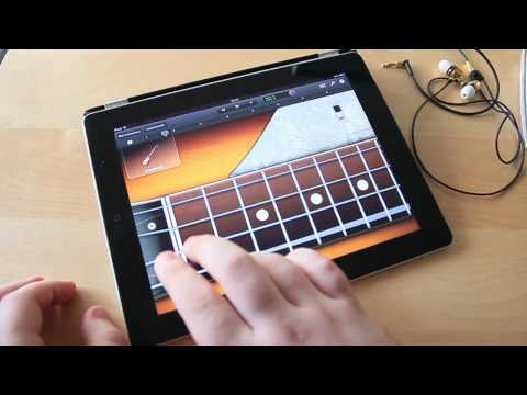 [iGeneration] Smart instruments GarageBand for iPad