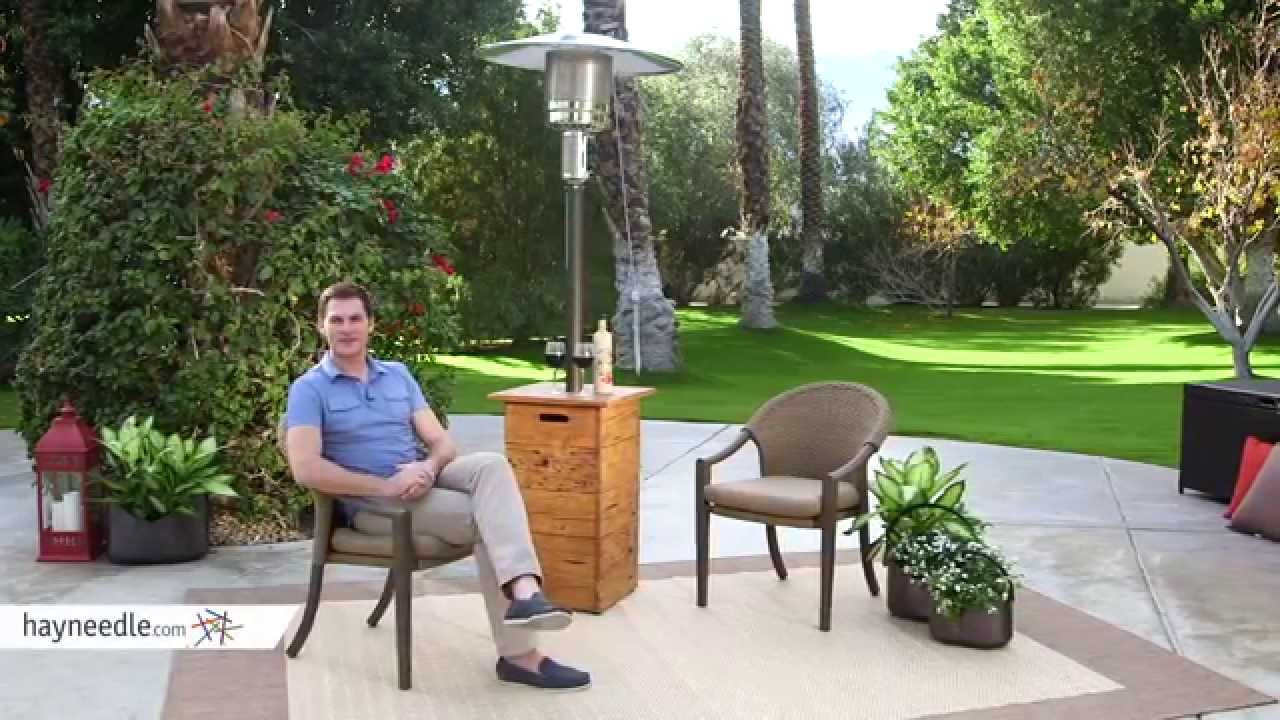 Red Ember Julesburg Patio Heater Product Review Video