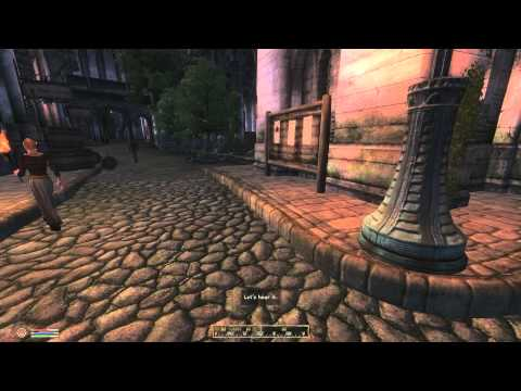 Let's Play Oblivion Again - 02 - The Reluctant Scribe