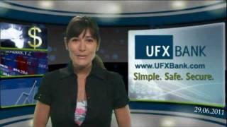 Forex - UFXBank - Nouvelles du Marché -29-Jun-2011