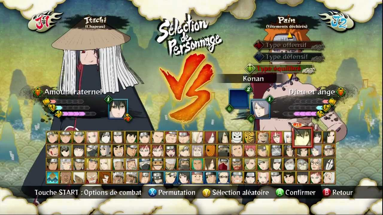 comment acheter expédition de baisse une autre chance Naruto Storm 3 | DLC: Itachi (Chapeau) vs Pain (Habits déchirés)