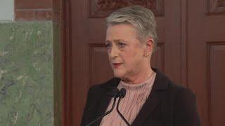 Norwegian Nobel Committee Chair on #MeToo movement shedding light on violence against women