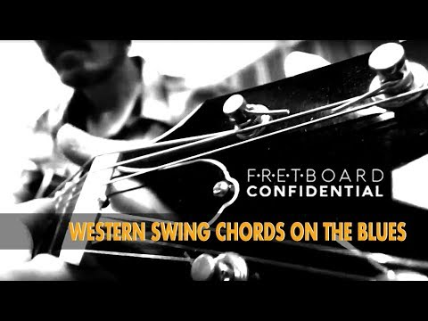 Western Swing Chords on the Blues