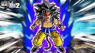 THIS IS GOKU'S NEWEST SAIYAN FORM! Dragon Ball Xenoverse 2 Custom Goku Goes SSJ8