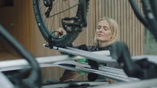 Suport bicicleta original SKODA
