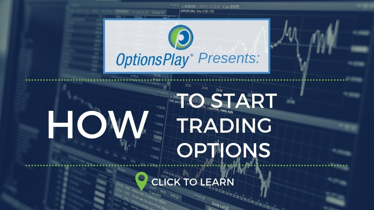 How to start option trading