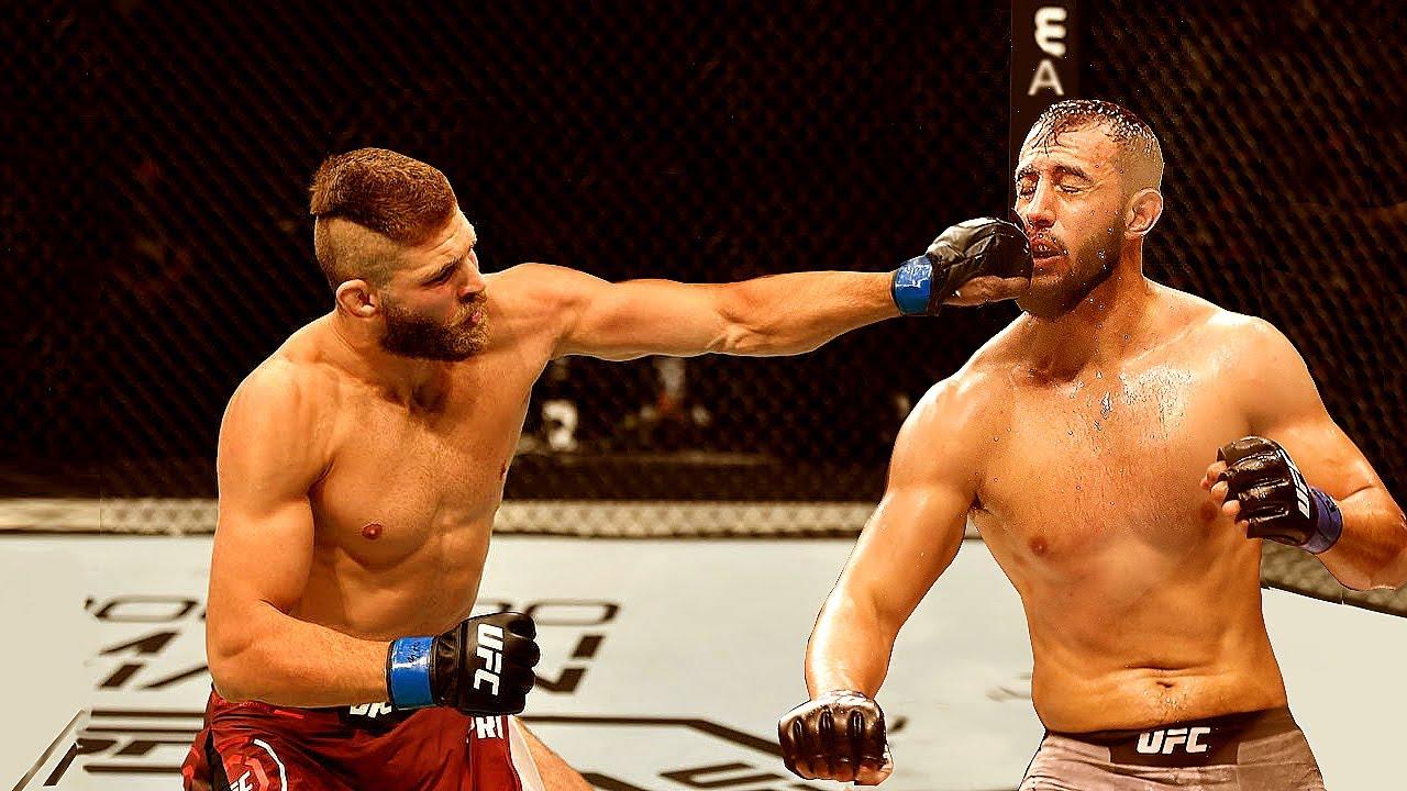 Уничтожение Иржи Прохаска - Доминик Рейес /   UFC on ESPN 23