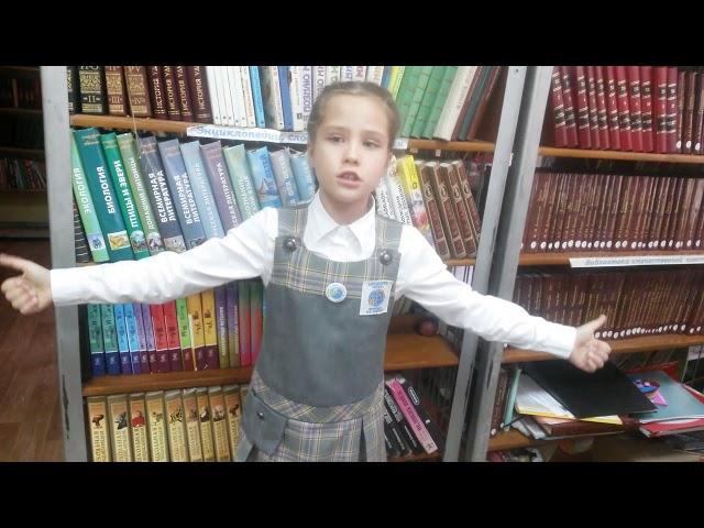 Изображение предпросмотра прочтения – КираМильчакова читает произведение «Так» М.И.Цветаевой