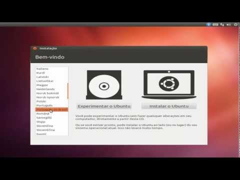 Instalar Windows 7 em PC com Ubuntu - Pedido