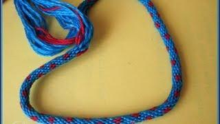 Техника плетения Кумихимо