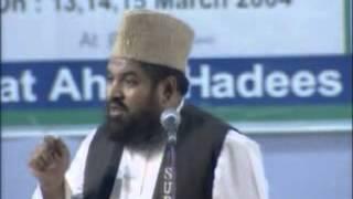sheikh meraj rabbani ka bayan 2004