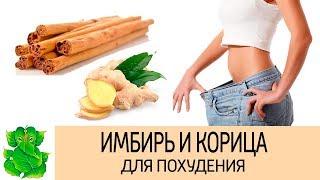 Имбирь и корица. Уменьшает чувство голода, помогает похудеть. 4 Рецепта напитков