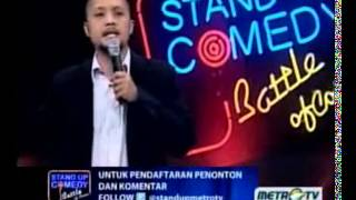 Stand Up Comedy Metro Tv   21 Juni 2012 Battle Of Comic 1 flv