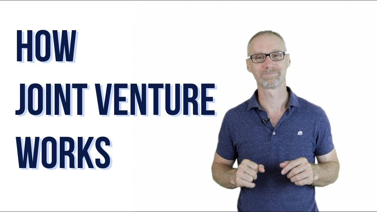 How joint venture works