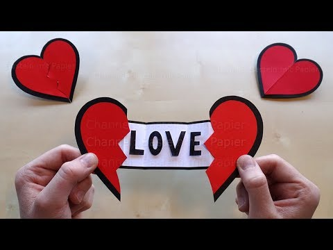 diy-greeting-card-❤-diy-valentine's-day-gift-❤-mother's-day-crafts.