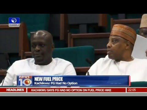 Fuel Hike: Minister Of State, Petroleum Says FG Had No Option