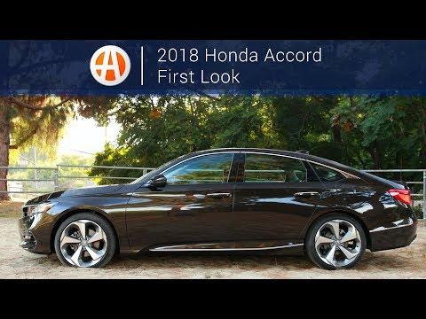 2018 Honda Accord | First Look | Autotrader