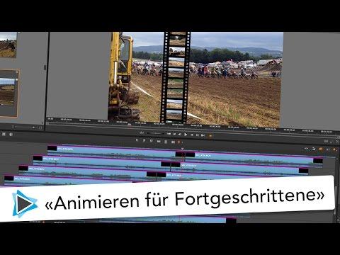 Animierter Filmstreifen für Fortgeschrittene mit Pinnacle Studio Deutsch Video Tutorial Bild in Bild