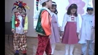 "Проект ""Книги и писатели юбиляры"". Школа №11. г.Сумгаит."