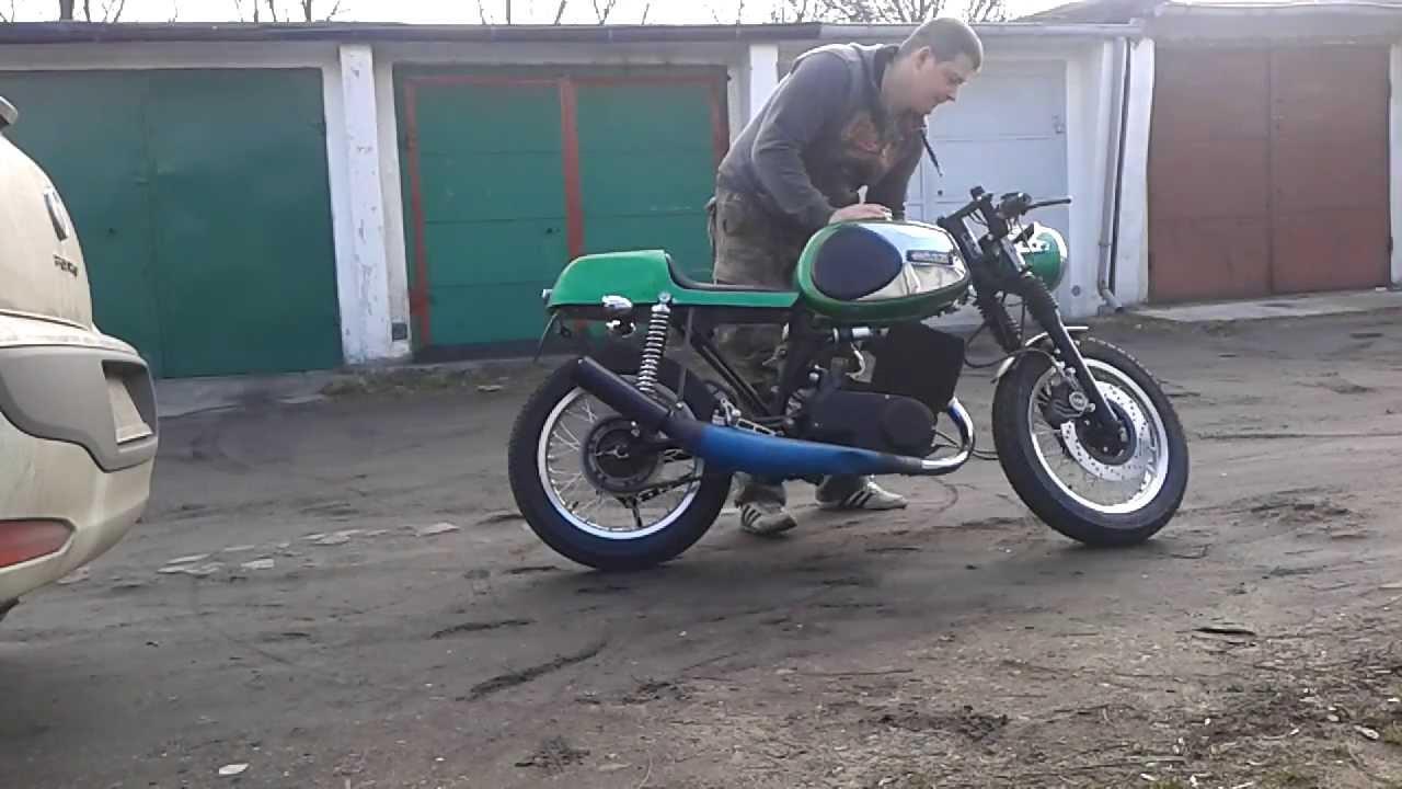 Mz Cafe Racer