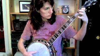 Clinch Mountain Backstep - Excerpt from the Custom Banjo Lesson from The Murphy Method